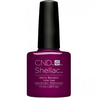 CND Shellac Berry Boudoir