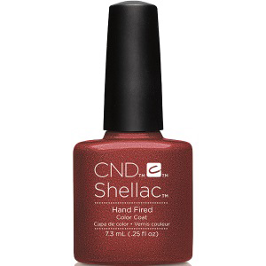 CND Shellac Hand Fired