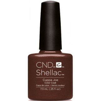 СND Shellac Cuppa Joe